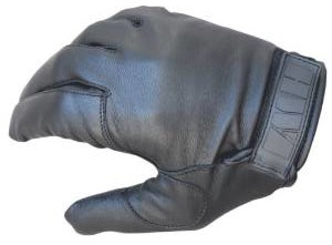 HWI tactical and duty design kevlar-lined leather duty gloves
