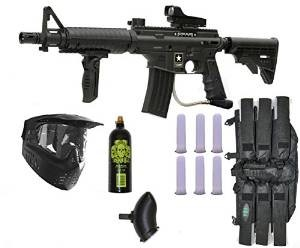 Tippmann US Army Alpha Black Elite