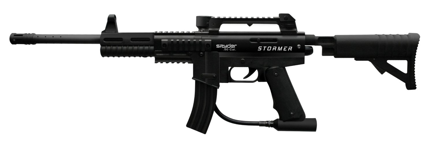 Kingman Spyder Stormer Paintball Gun Review and Ratings