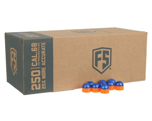 Tiberius Arms First Strike Paintballs