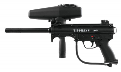 Tippmann A-5 Caliber Paintball Marker