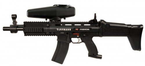 Tippmann X7 Phenom Assault Caliber Paintball Marker