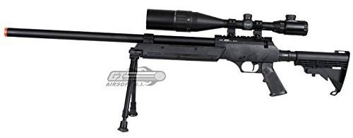 Echo 1 ASR Bolt Action Sniper Airsoft Rifle