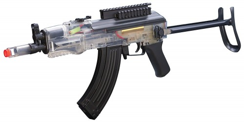 GameFace Semi Automatic Electric 76 Airsoft Rifle