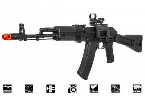 KWA AKR-74M Airsoft Rifle