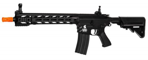 Lancer Tactical Airsoft Rifle Interceptor AEG M4 Rifle