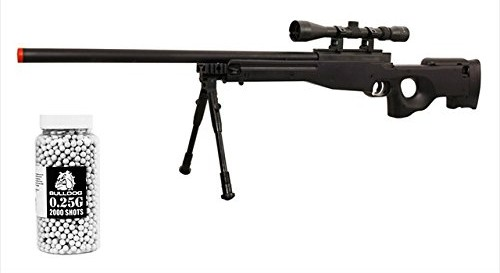 Well MB01 High Power Pro Airsoft Sniper Rifle