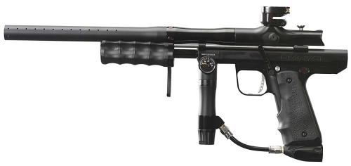Empire Paintball Sniper Pump Marker with Barrel Kit