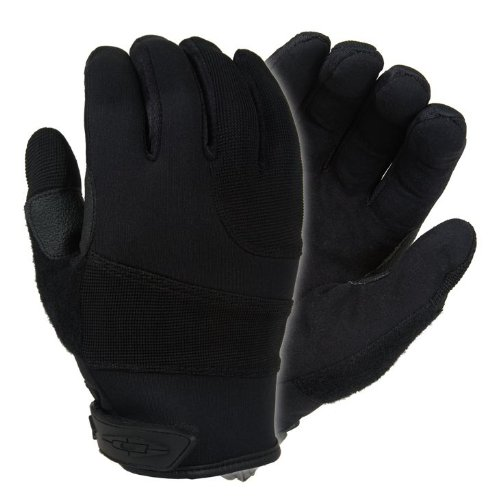 Damascus patrol guard gloves