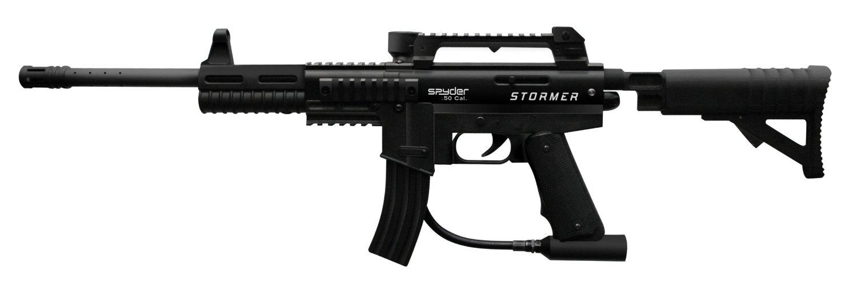 Spyder 50 Cal Paintball Stormer Marker
