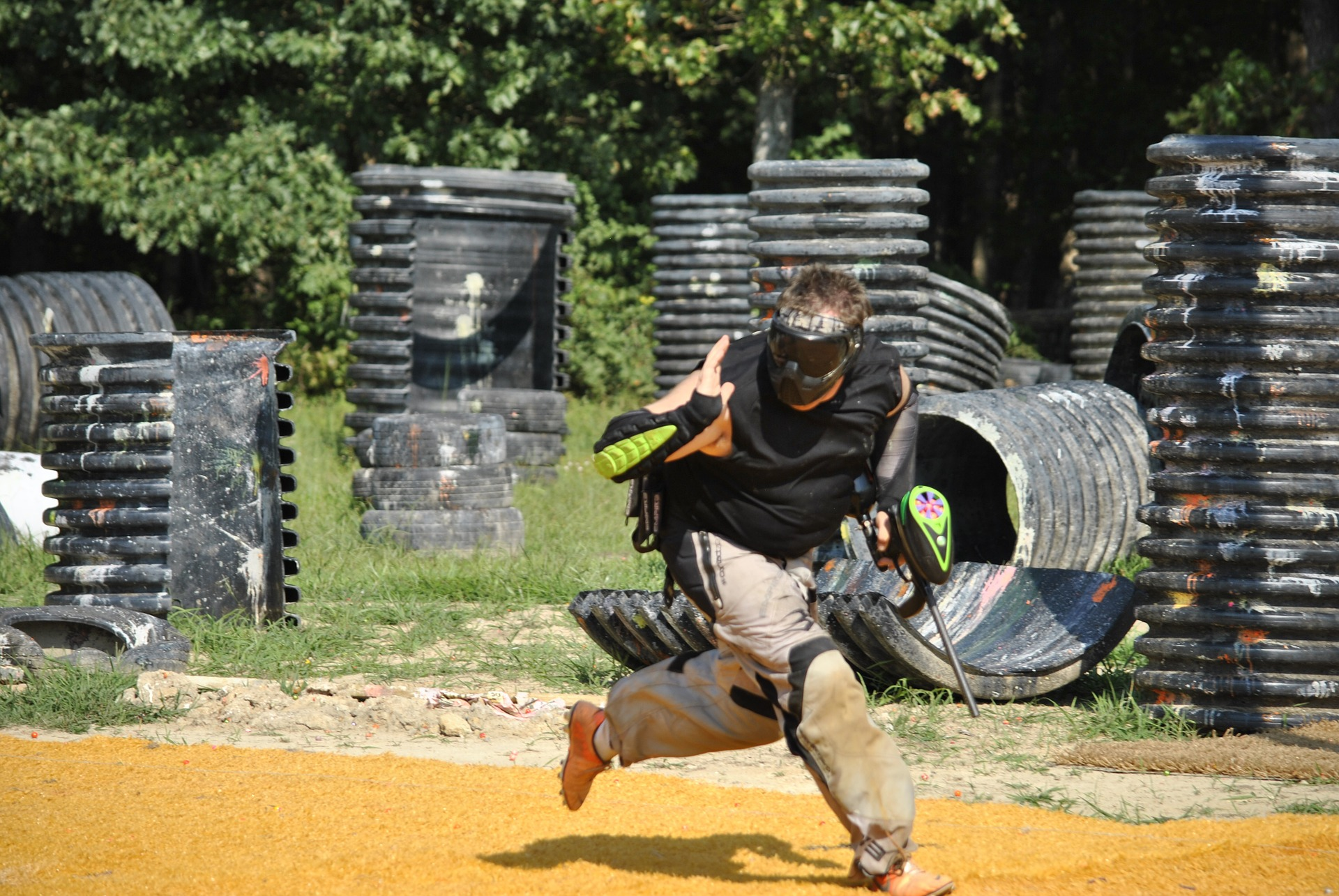 Top 8 Best Paintball Fields In The Us Don T Miss These