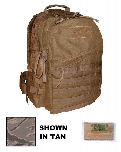 BDS TACTICAL Survival Three Day Back Pack