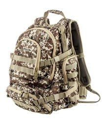 Wilson & Miller Heavy Duty Army Backpack