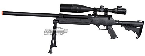 Echo 1 ASR Bolt Action Sniper Airsoft Rifle