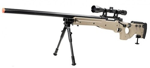 Well L96 Spring Airsoft Sniper Rifle