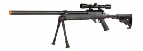 Well MB06 SR-2 Tactical Airsoft Sniper Rifle