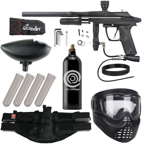 Action Village Azodin Epic Paintball Gun Package Kit